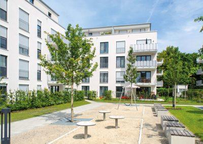 Munich – Ensemble immobilier Engelbertstrasse