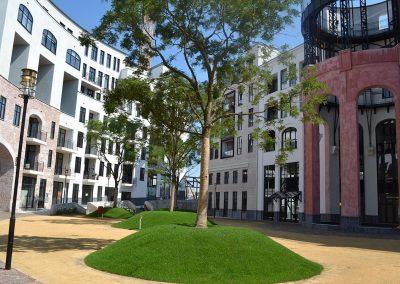 Heerlen – Quartier résidentiel dans un immeuble neuf