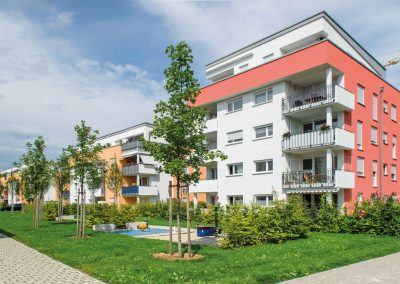 Munich — Ensemble immobilier Briegerpark